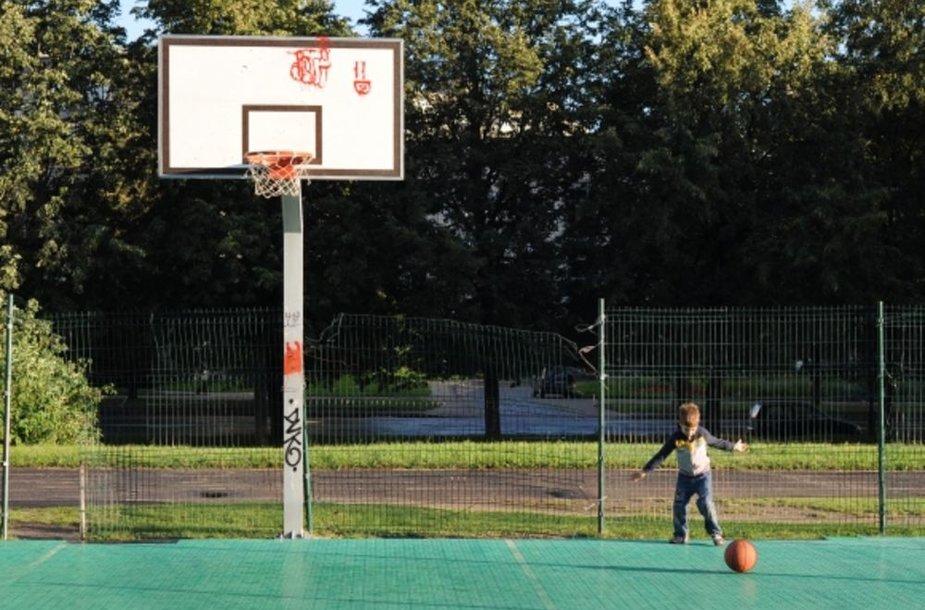 Už krepšinio treniruotes jaunųjų kauniečių tėveliai mokės daugiau