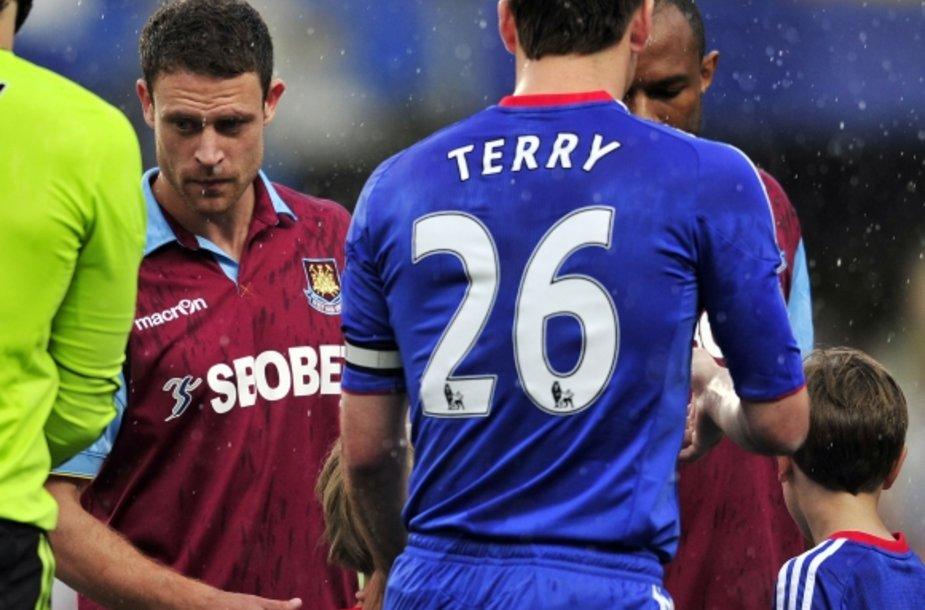 W.Bridge'as ir J.Terry