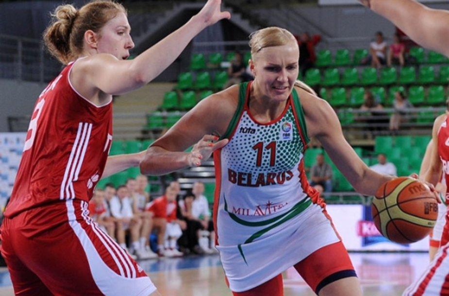 Baltarusijos ir Turkijos rinktinių mačas