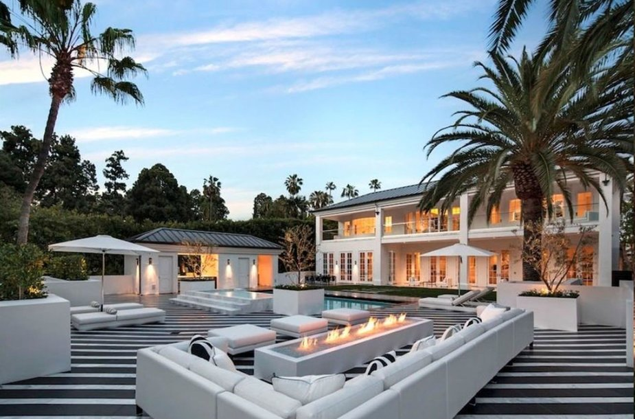Floydo Mayweatherio naujieji namai Berli Hilse už 25 mln. JAV dolerių
