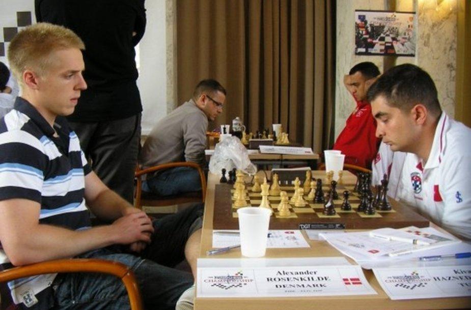 NATO šalių šachmatų pirmenybės
