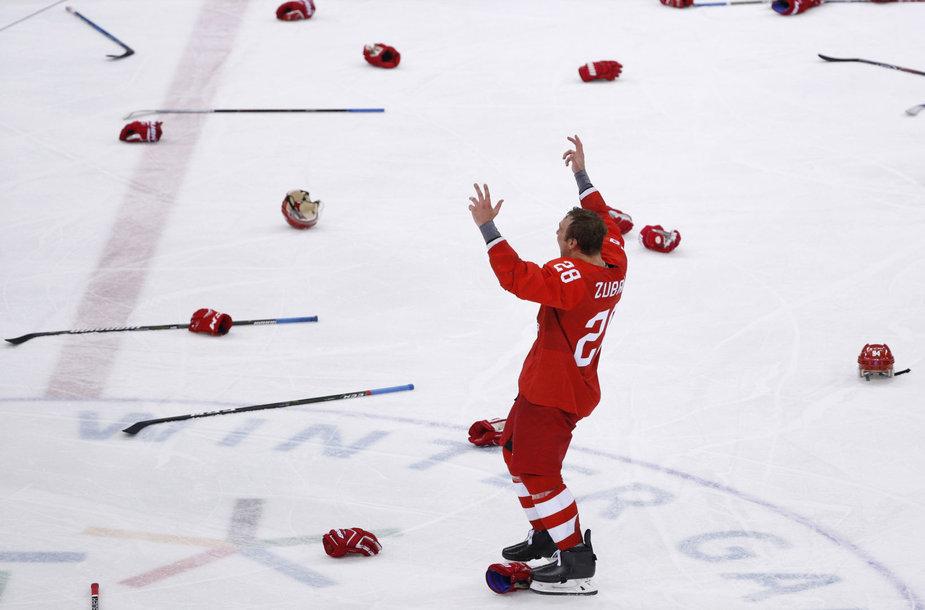 Vokietija – Olimpiniai atletai iš Rusijos