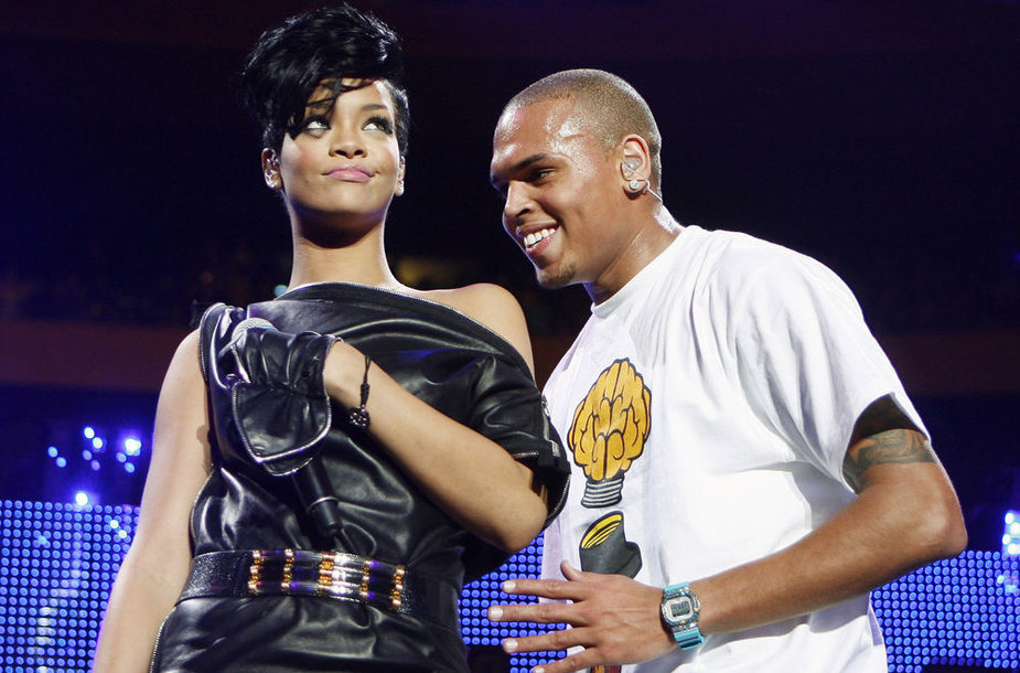 Rihanna ir Crisas Brownas