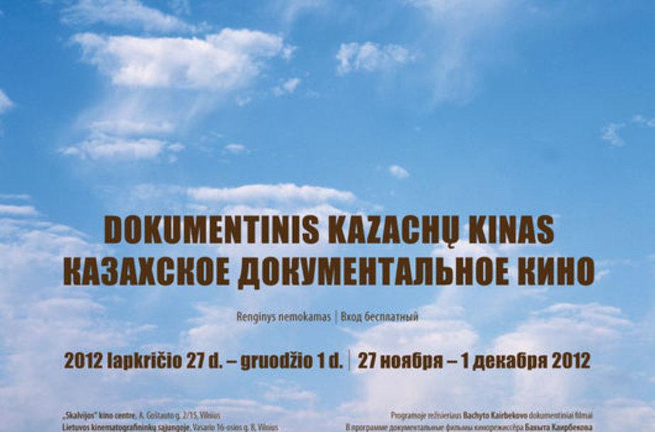 Dokumentinio kazachų kino savaitė