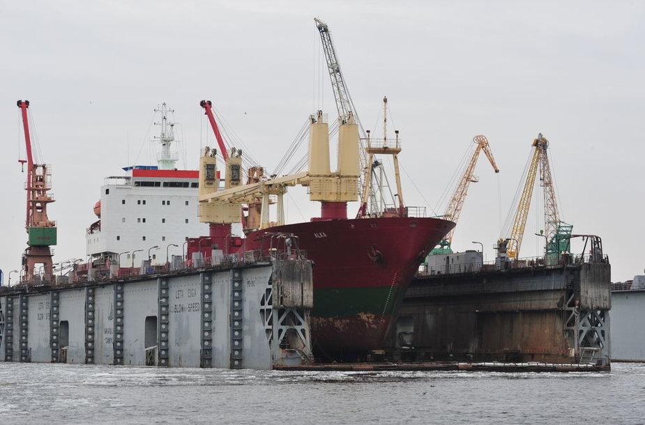 Vakarų laivų gamykla
