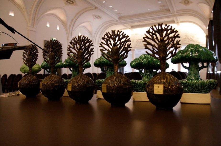 """""""Gyvybės medžio"""" statulėlės"""