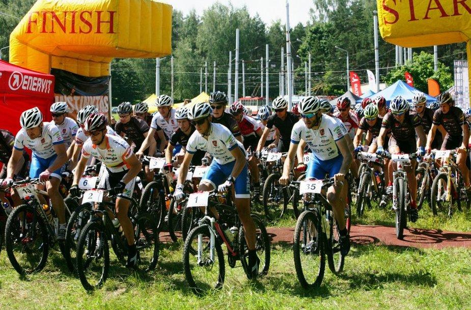Lietuvos dviračių (MTB) maratonų taurė