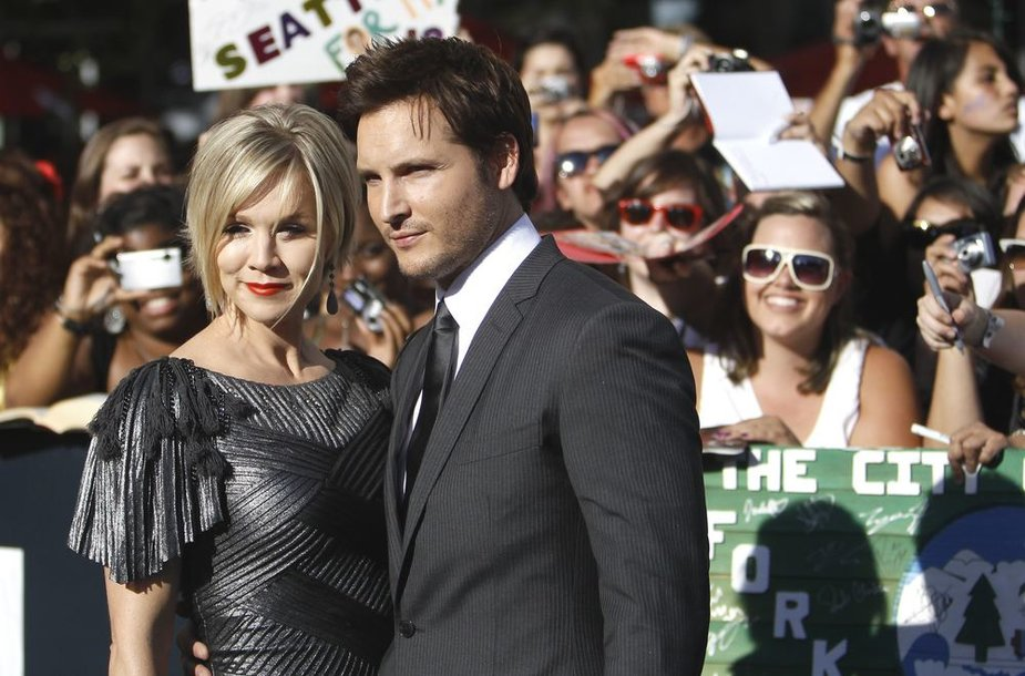 Jennie Garth ir Peteris Facinelli