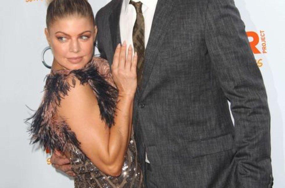 Fergie ir Joshas Duhamelis