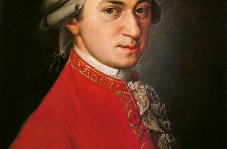 Prieš 258-erius metus gimė Wolfgangas Amadeus Mozartas