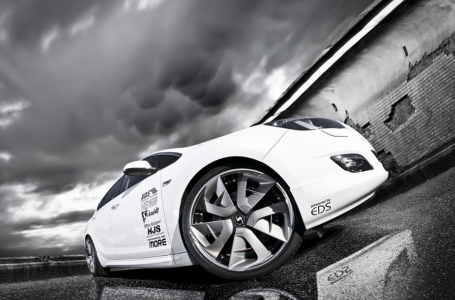 """""""Opel Astra EDS"""""""