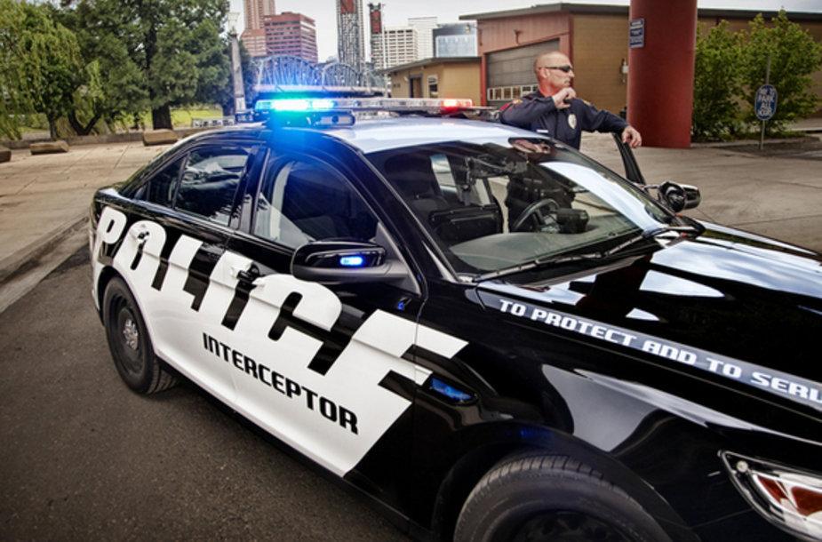 """JAV policijos 2011 m. """"Ford Taurus"""""""