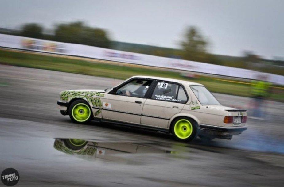 Povilas Lencevičius, BMW 3