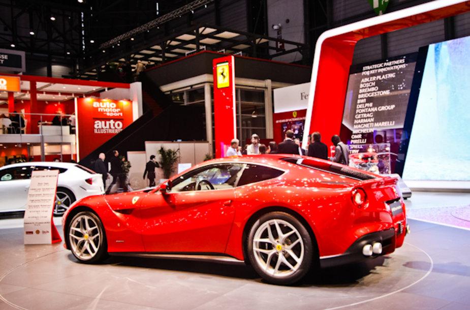 """""""Ferrari F12 Berlinetta"""""""