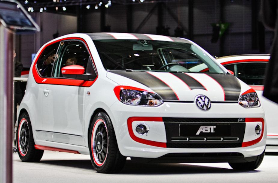 """""""Volkswagen up! ABT"""""""