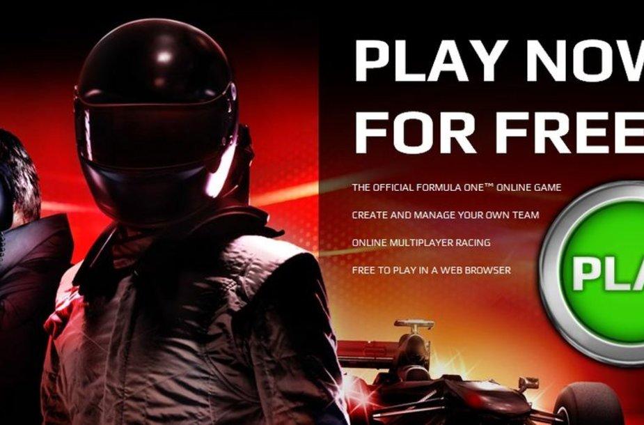 F-1 žaidimas