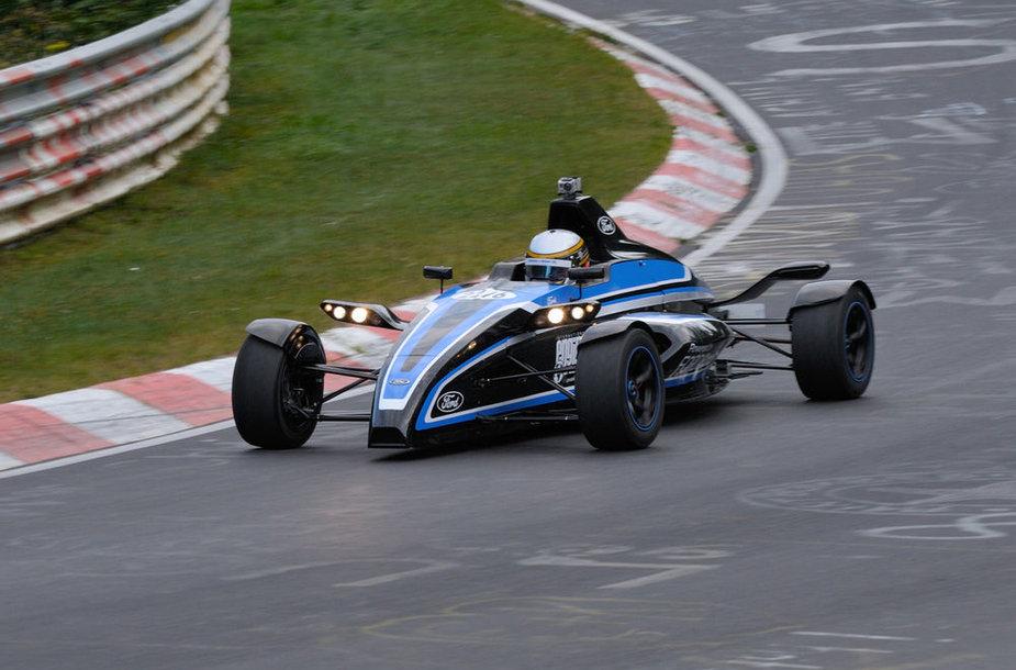 """""""Formula Ford"""" bolidas"""
