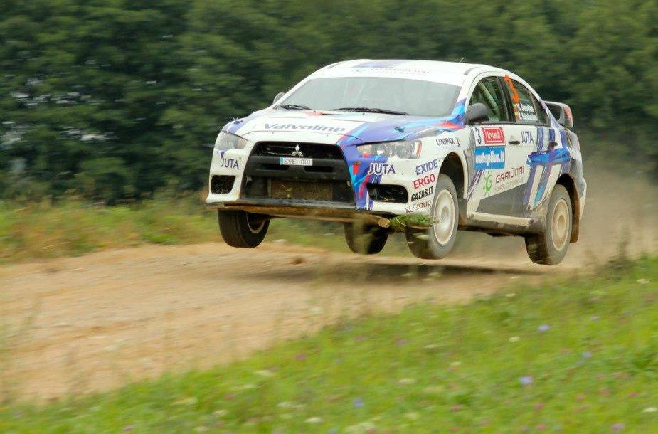 """""""Rally Classic"""" Druskininkuose"""