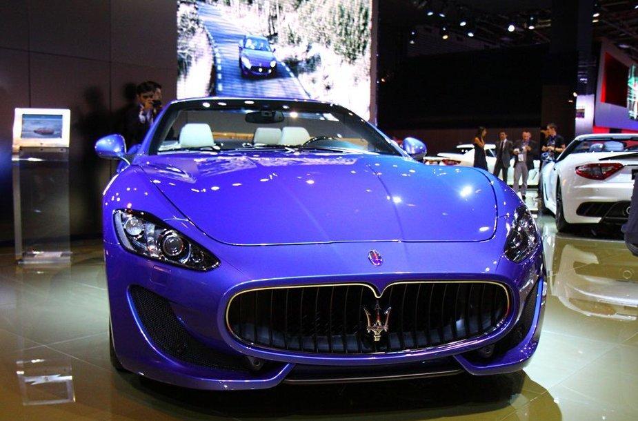 """""""Maserati GranCabrio"""""""