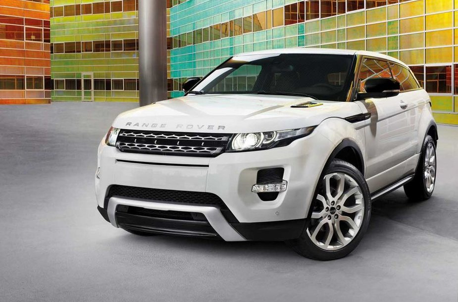 """Land Rover Evoque"""