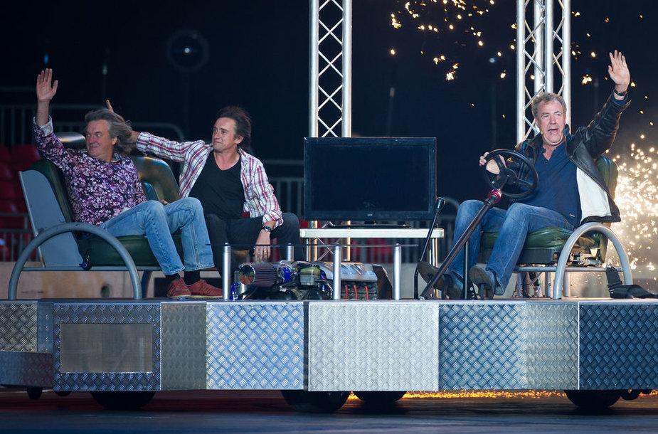 """""""Top Gear Live"""" šou"""