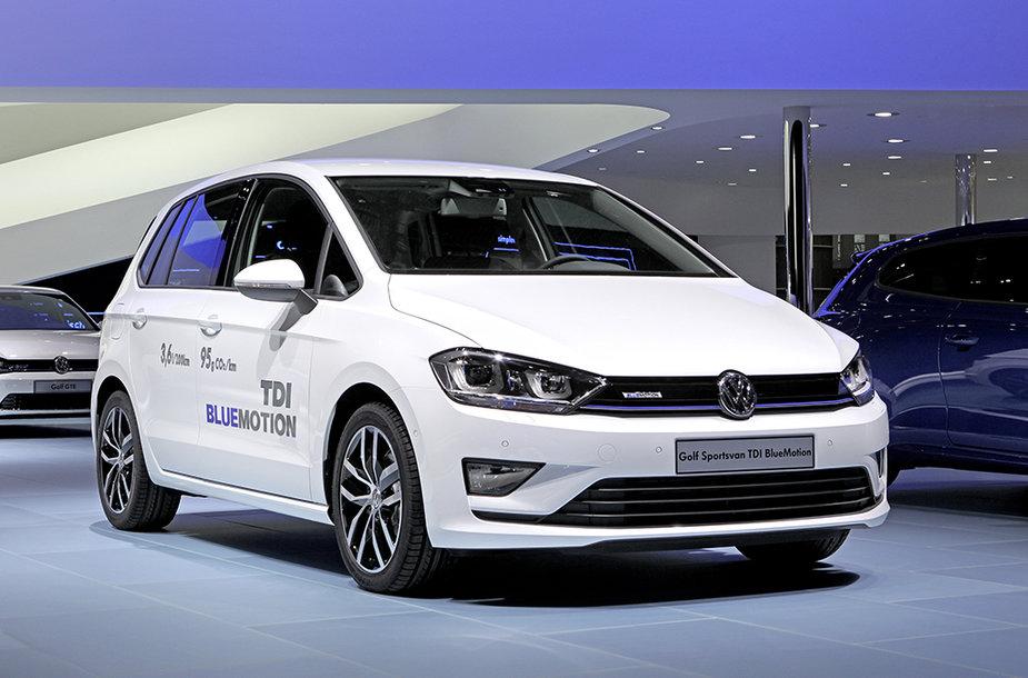 """""""Volkswagen Golf Sportsvan"""""""