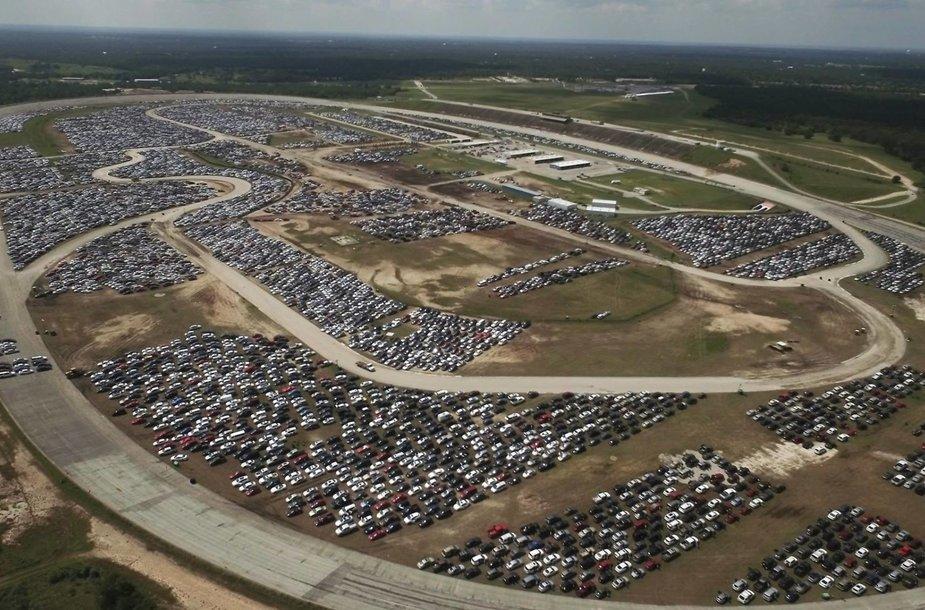 """""""Royal Purple Raceway"""" trasa"""