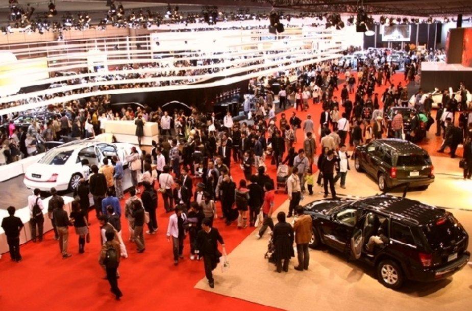 Tokijo automobilių paroda