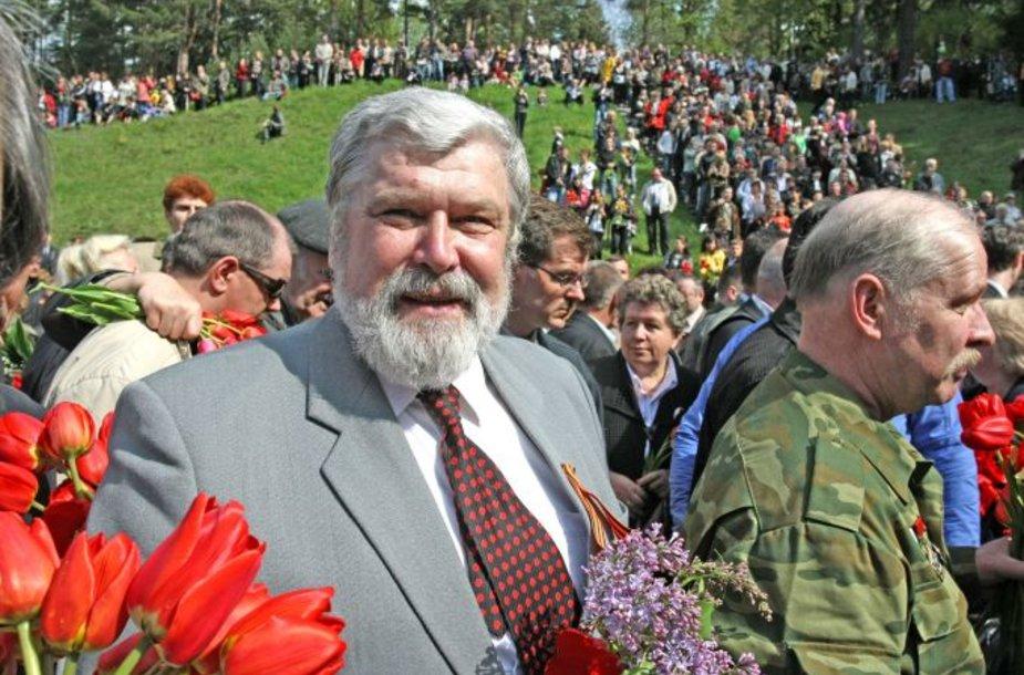 Valerijus Ivanovas.