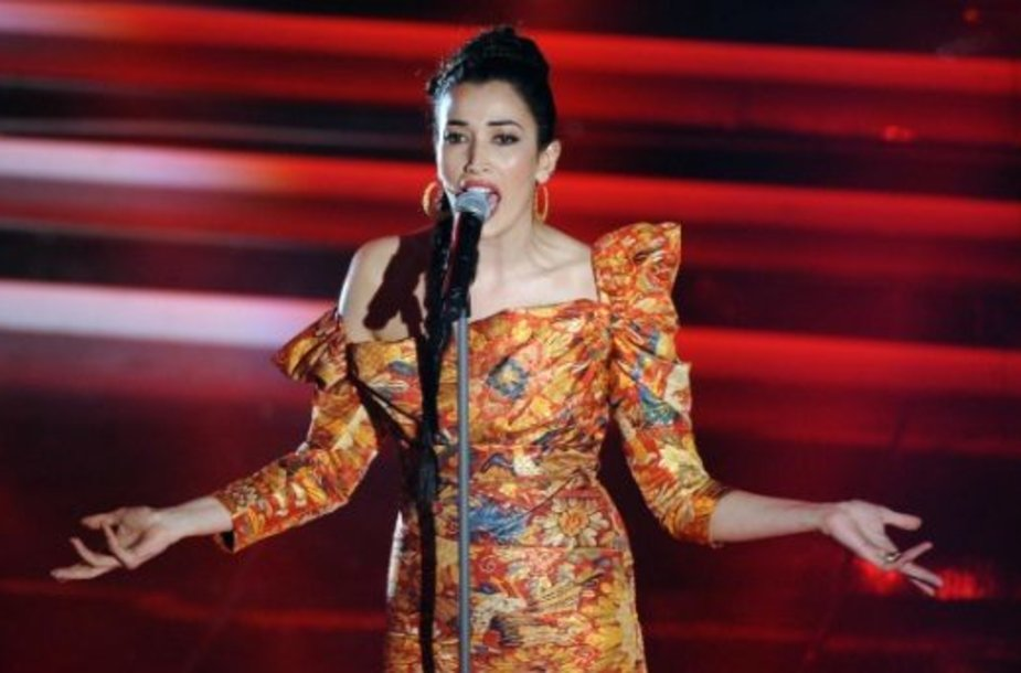 "Italijai ""Eurovizijoje"" atstovaus Nina Zilli"