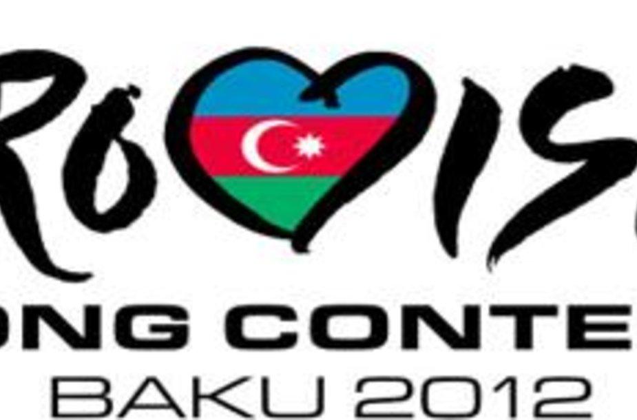 """""""Eurovizija"""" vyks Azerbaidžane"""