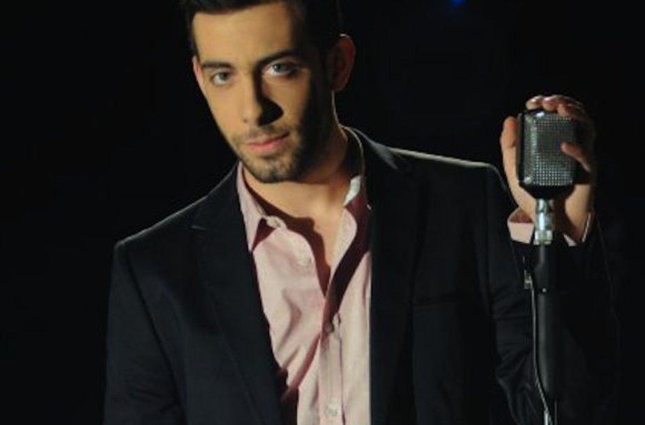 """Kipro atstovas """"Eurovizijoje"""""""