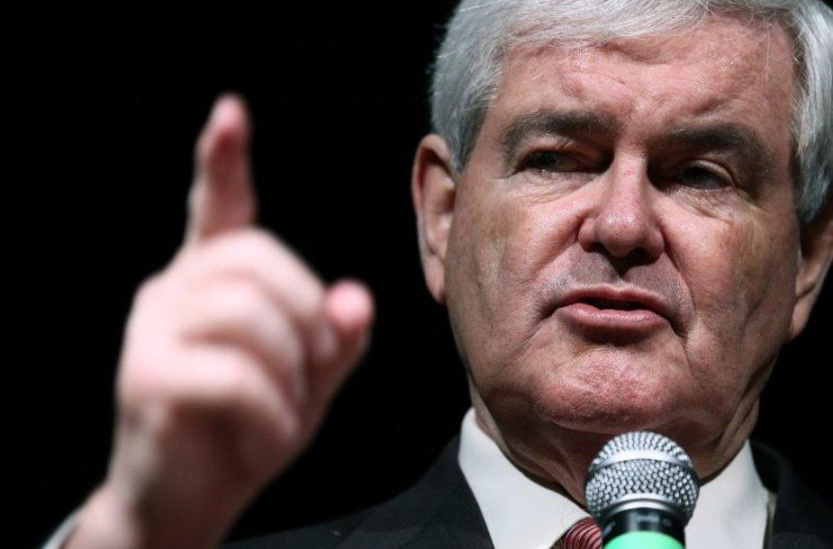 Newtas Gingrichas