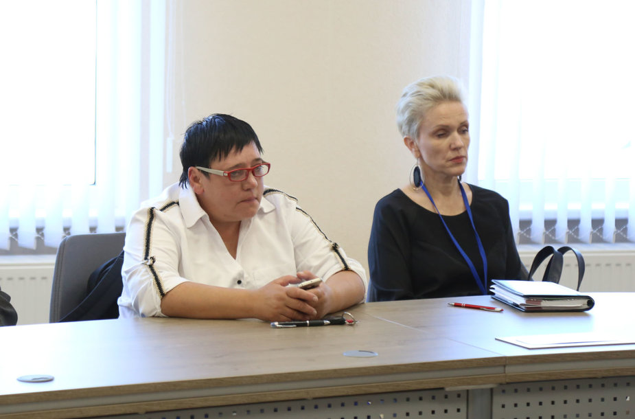 Diana Arlauskaitė, užpulto klubo trenerė
