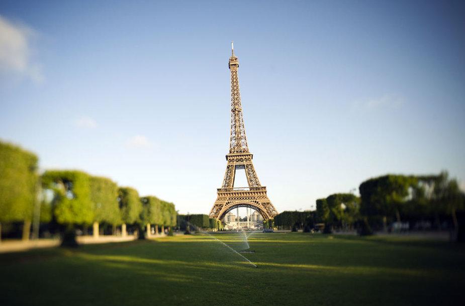 Eifelio bokštas Paryžiuje
