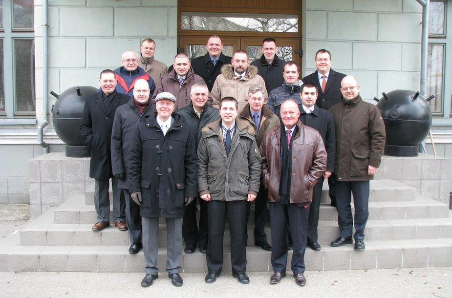 Klaipėdoje vyksta Baltijos jūros regiono stebėjimo bendradarbiavimo projekto (angl. Sea Surveillance Co-operation Baltic Sea – SUCBAS) koordinacinės grupės ir Valdybos susitikimas