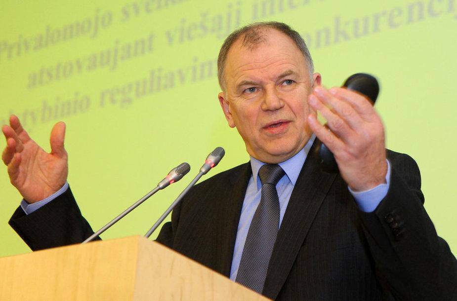 Sveikatos apsaugos ministras Vytenis Povilas Andriukaitis