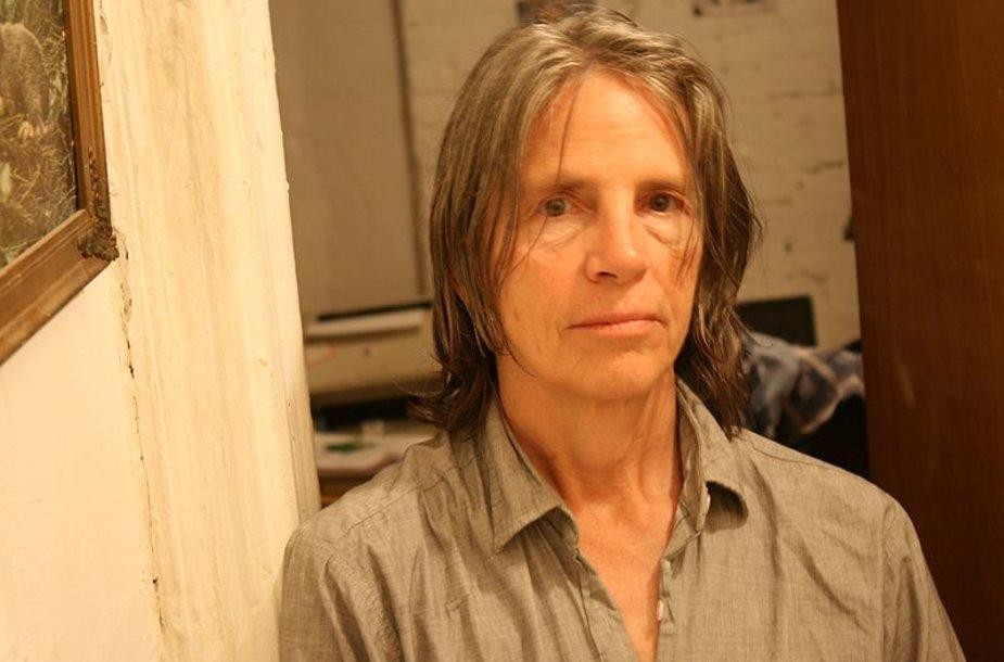 Amerikiečių poetė, eseistė, romanistė, pankroko ir performanso menininkė prof. Eileen Myles