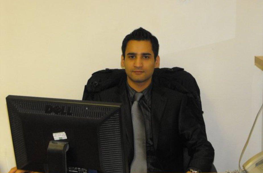 Muhammadas Usama Sheikhas