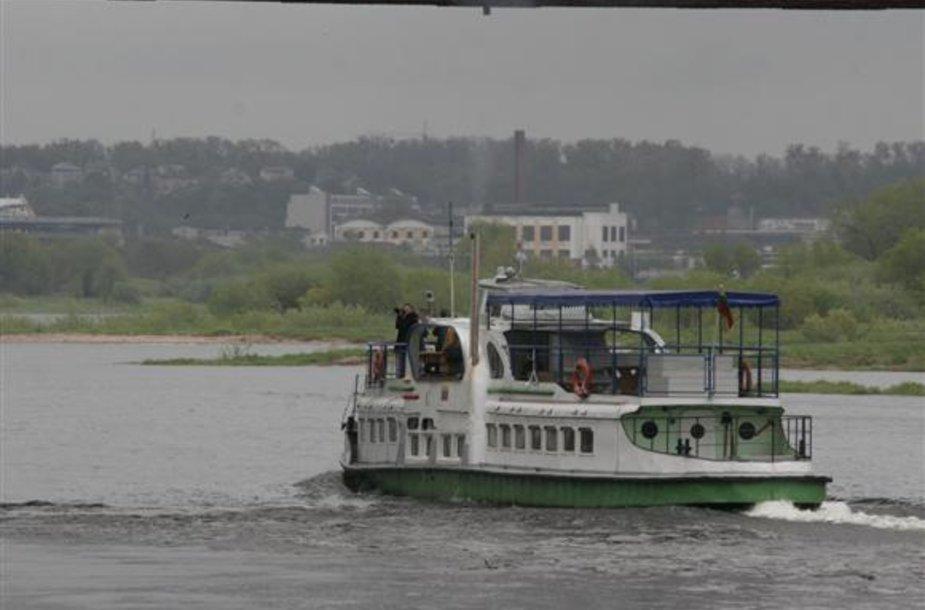 Laivas Nemune