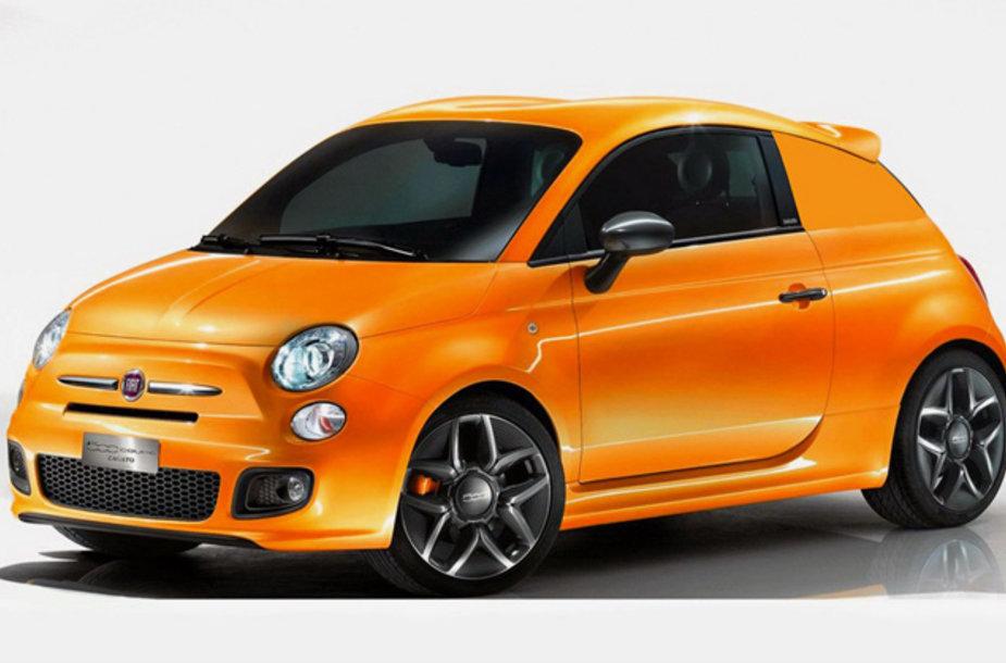 """""""Fiat 504 Coupe Zagato Elaborata"""""""