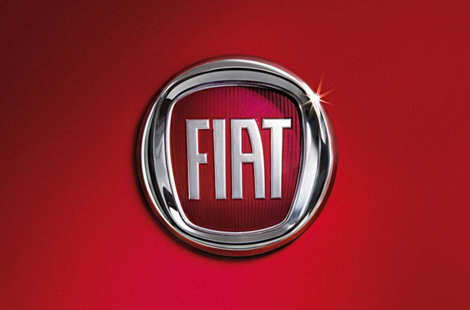 """Fiat"" logotipas"