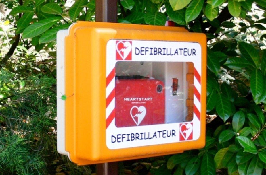Defibriliatorius