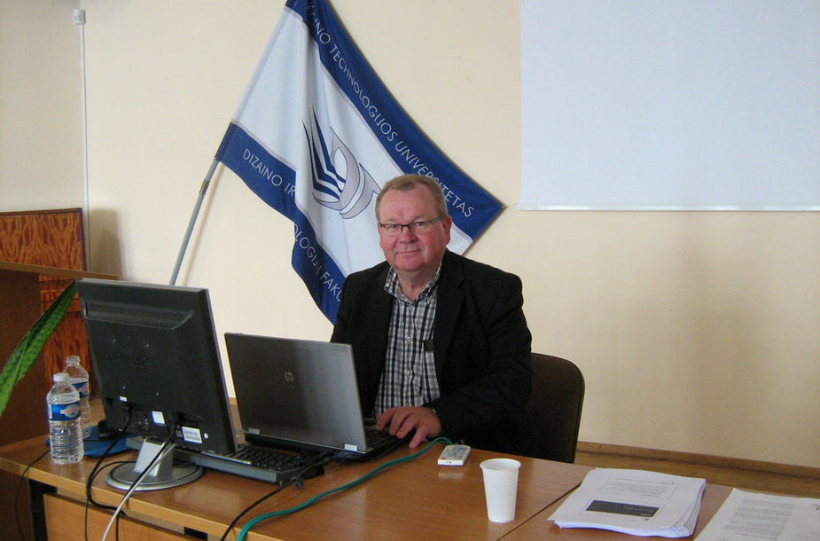 Aalto universiteto profesorius Markku Vitanenas