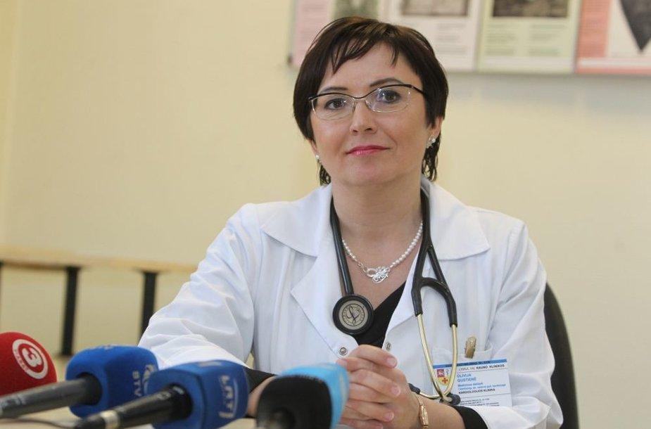 Olivija Gustienė