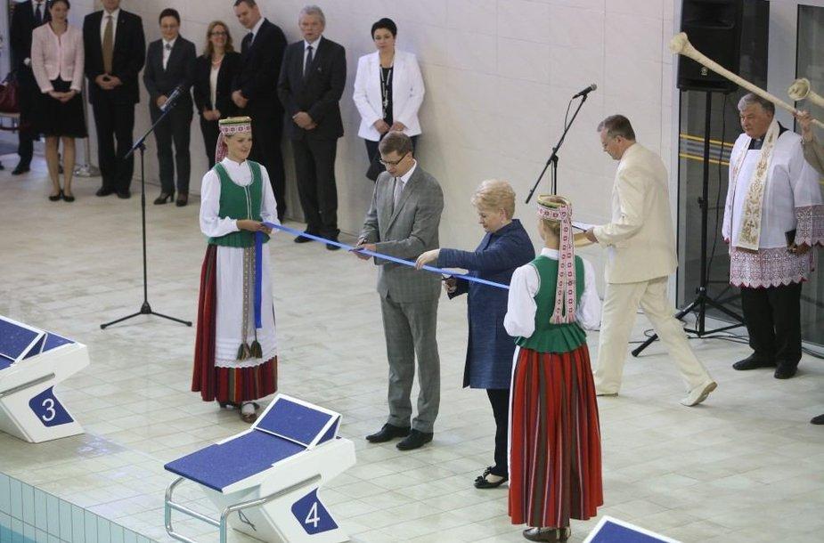 Andrius Kupčinskas ir Dalia Grybauskaitė