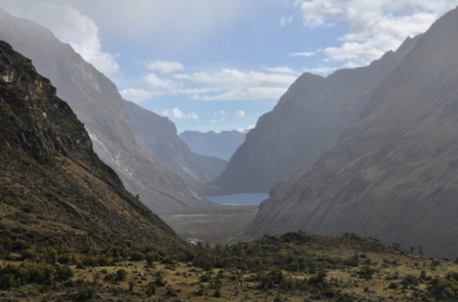 Santa Kruzo žygeivių takas vadinamas vienu gražiausiu pasaulyje