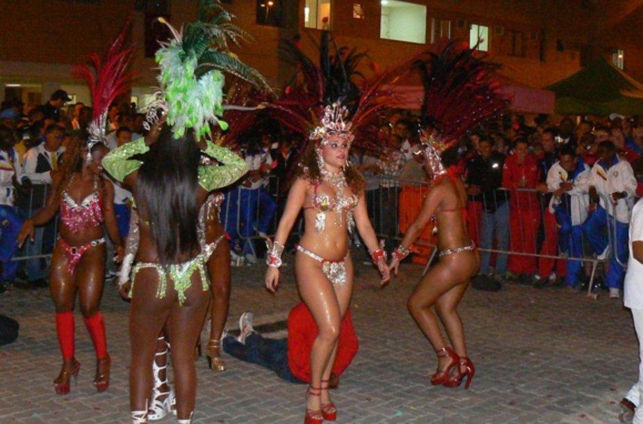 Brazilijos karnavalas