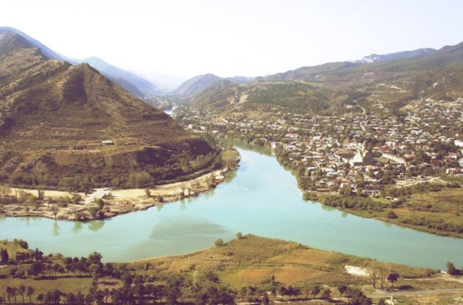 Panorama Gruzijoje