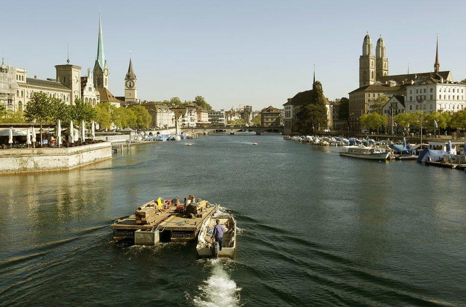Ciurichas Šveicarijoje